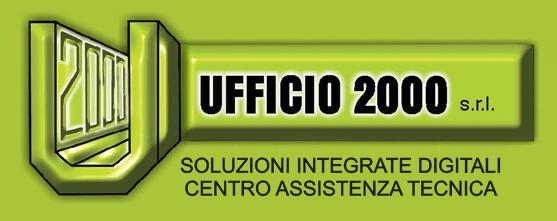 logo verde ufficio 2000 srl bisceglie
